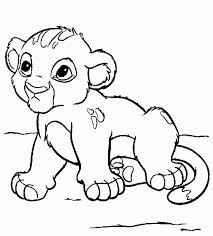 simba coloring pages fablesfromthefriends com