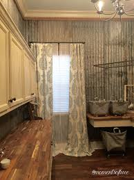 laundry room series 5 of 13 the impact of curtains and décor