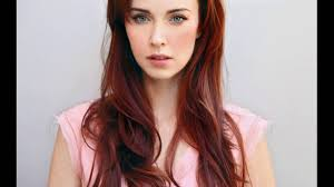 best red hair color ideas for fair skin youtube