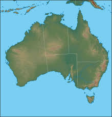 map of australia political physical map of australia australia political map geology