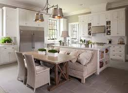 How To Design A Kitchen Island With Seating by Best 25 Kitchen Banquet Seating Ideas On Pinterest Booth Table