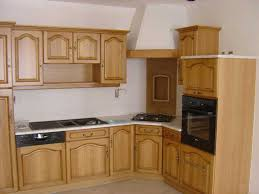 cuisine en bois moderne cuisine en bois massif laby co