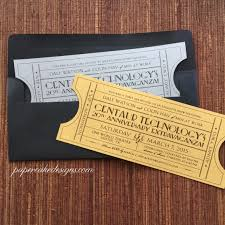 vintage tickets cinema ballroom music u2013 papercake designs