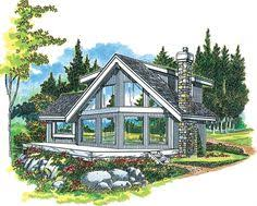 Aframe House Plans by Eplans A Frame House Plan U2013 Roomy Vacation Cottage U2013 1691 Square