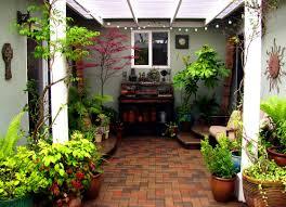 furniture tasty small courtyard garden design ideas designs