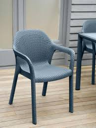 Plastic Stackable Patio Chairs Stackable Plastic Outdoor Chairs Outdoor Brown Gray Wicker Chairs