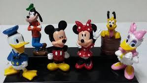 mickey minnie cake topper mickey mouse goofy pluto minnie end 2 23 2016 10 15 am