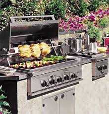 Outdoor Gas Cooktops Zx2nyss Ge Monogram Dual Burner Outdoor Cooktop Natural Gas