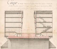 notre dame du haut floor plan virtual explorations of an 18th century art market space gersaint