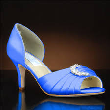 wedding shoes royal blue royal blue wedding shoes my glass slipper