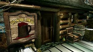 skyrim home decorating smart and efficient home decorating ideas the bloody tankard halloween decorations and food at skyrim nexus mods and community decorating