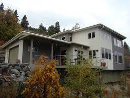 modern cabin lake chelan mcdonald building llc