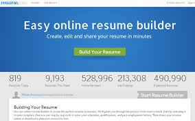 Build Your Resume Free Online by Resume Pixelpush Design