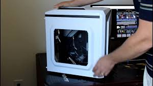 diy pc diy f2 w diypc micro atx case unpacking and review diy f2 w youtube