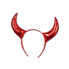 halloween headbands amazon com beistle devil horns costume headwear and hats