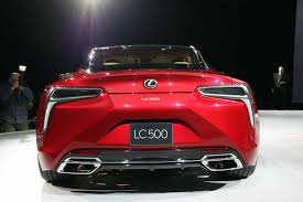 new lexus 2017 price 2018 lexus lc 500 is a spicy 467 hp flagship coupe autoguide com