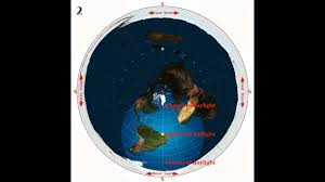 Accurate World Map by Flat Earth Ae Map Is It Accurate Just Follow The Sun
