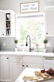 farmhouse faucet kitchen a modern farmhouse kitchen makeover modern farmhouse kitchens