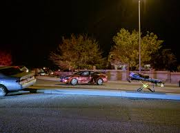 2016 nissan altima at night driver reportedly runs stop sign on mall drive leading to injury