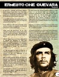 che guevara biografie las guerrillas latinoamericanas