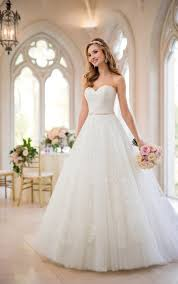 wedding dresses princess wedding dresses organza princess wedding dress stella