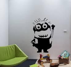 minion reusable stencil for kids room nursery wall stencil zoom