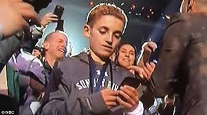 Rebecca Black Meme Generator - super bowl selfie kid becomes meme after halftime show daily mail