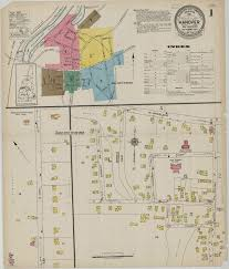Map Of Colorado Cities And Towns by Sanborn Fire Insurance Maps New Hampshire