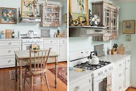 cuisine shabby chic elements necessary for creating a stylish shabby chic kitchen