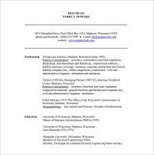 exle resume formats 8 best plantilla cv abogado images on cv template