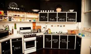 Painting Kitchen Cabinets With Annie Sloan Chalk Paint Annie Sloan Chalk Painted Kitchen Cabinets Kitchen Chalkboard