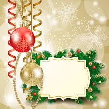 photo frame cards christmas cards with frame vector set 04 vector card