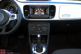 volkswagen van 2015 interior 2015 volkswagen beetle interior 007 the truth about cars