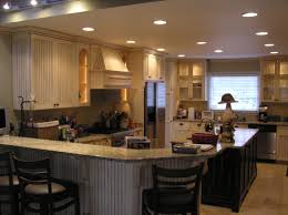 Beadboard Kitchen Cabinets by Sectional Black Beadboard Kitchen Cabinets On White Stucco Wall