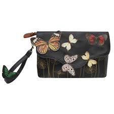 disaster designs bohemia butterfly up bag clutch bag