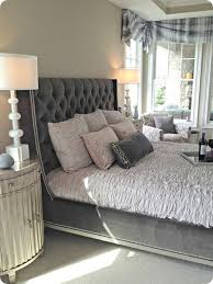 Tufted Headboard Bed Remarkable Grey Tufted Headboard Best Ideas About Grey Tufted