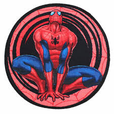 Superhero Rug Disney Spiderman Multi Kids Rug Therugshopuk
