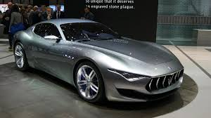 maserati gray maserati confirms production alfieri coming in 2016
