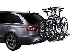 porta bici da auto thule 151 932 easyfold portabici da gancio traino it auto
