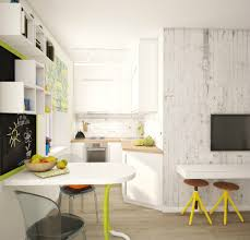 spacius teeny tiny apartment cleverly designed to feel bright and spacious