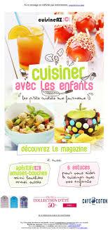 recettes de cuisine pour enfants galerie de newsletters cuisine az cuisiner avec les enfants