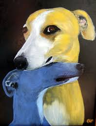224 best greyhound drawings and paintings images on pinterest