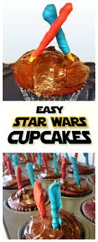 wars cupcakes easy diy wars cupcakes