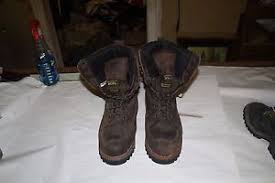 s insulated boots size 9 tecs trailmakers 1614 waterproof insulated boots mens size 9 free