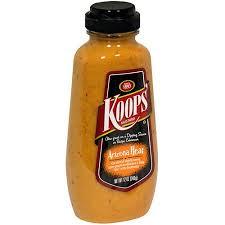 koops arizona heat mustard 12 oz pack of 12 walmart