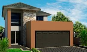narrow lot home designs home designs narrow lot and two storey designs rosmond custom homes