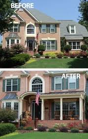 Dormer Over Front Door Beautiful Front Porches Traditional Moon Design And Front Doors