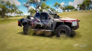 rally truck racing forza horizon 3 witcher inspired design for trophy truck album