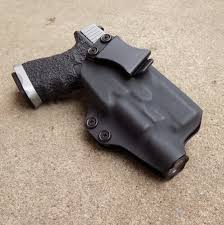 iwb light bearing holster the cyclopes light bearing iwb holster alpha concealment systems
