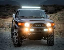 automotive led light bars why choose led light bars for your 4wd vehicle truck pinterest